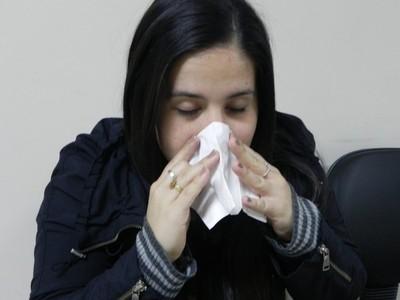 Importante aumento de casos de influenza