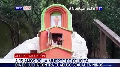 A 15 años del crimen de Felicita: La lucha contra el abuso persiste