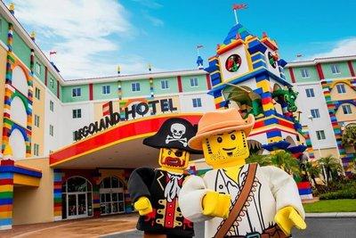 Visita la mayor Legoland del mundo en EE.UU.