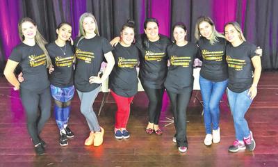 Concurso Internacional  de  Danza en Hernandarias