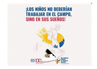 Adhesión de la Corte al Día Mundial contra el Trabajo Infantil