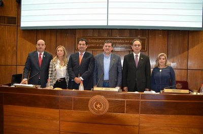 Conozca los miembros de la nueva mesa directiva de la Cámara Alta