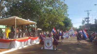 Populoso barrio Remansito celebra su 45° aniversario