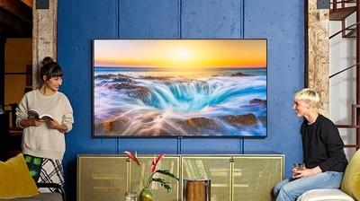 Samsung presenta nueva línea de televisores en América Latina