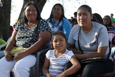Tekoporã desembolsó recursos financieros a familias beneficiarias de Alto Paraguay