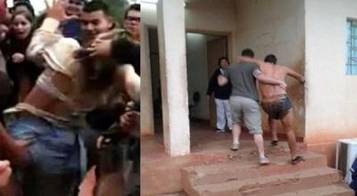 Cuatro imputados tras brutal bautismo en la UNA