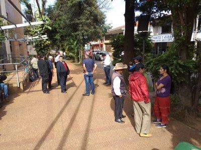 Conflicto por tierras en Pindo'i se empantana por incumplimiento del Gobierno