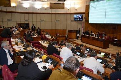 Senado se ratifica sobre declaración de emergencia