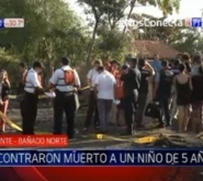 Encuentran muerto a niño de 5 años que estaba desaparecido