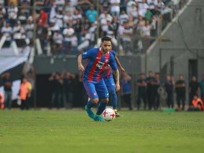 Cerro Porteño oficializa el retorno de Josué Colmán
