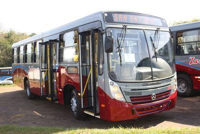 Ofrecen buses inclusivos para llegar a Caacupé