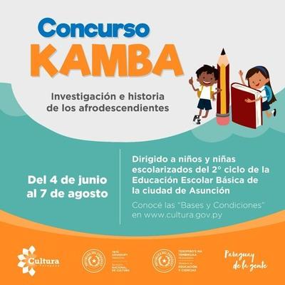 Concurso sobre la historia de los afrodescendientes en Paraguay convoca a estudiantes secundarios