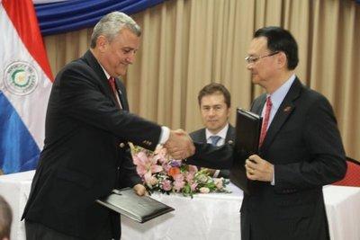 Taiwán dona equipos de seguridad por US$ 3,5 millones