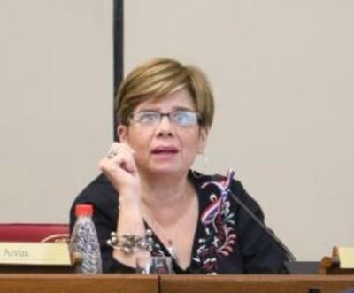 'Los pactos son válidos, pero engañar a la ciudadanía es lo que a mí no me parece válido', dice senadora Masi