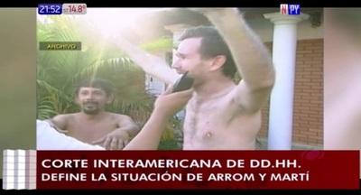 Caso Arrom y Martí: ¿Qué pasará si CIDH condena al Estado?