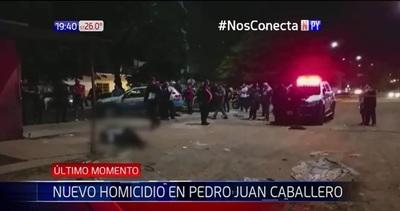 Nuevo caso de sicariato: Hombre muere baleado y mujer queda herida