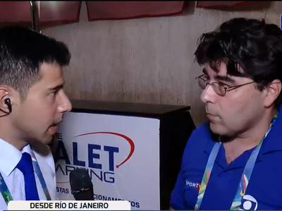 Paraguayos se ganan admiración de los fans brasileños