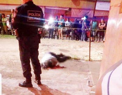 Día de furia en Pedro Juan: matan a tiros a tres personas