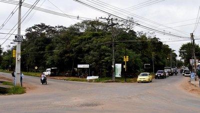 Comisión oipota peteî Parque Ecológico Itauguápe