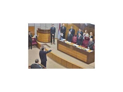 El efrainismo tiene ahora seis senadores con Eusebio Ayala