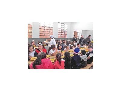 Habilitan comedor escolar para 263 niños en Capitán Bado