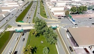 Marito dará este viernes la palada inicial en  CDE al más grande viaducto que tendrá el país