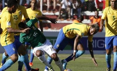 HOY / Brasil arranca contra Bolivia y la alargada sombra de Neymar