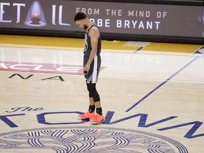"Curry: ""La lesión de Thompson nos perjudicó, aunque admito mi fallo"""