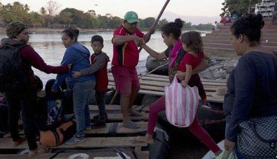 EE.UU. y Guatemala: cerca de acuerdo para bloquear a centroamericanos que buscan asilo