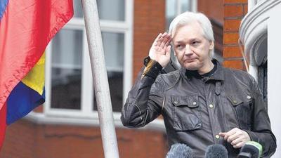 Fijan para el 24 de febrero de 2020 el juicio de extradición de Assange