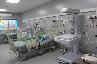 Gobierno habilitó 16 nuevas camas de terapia intensiva desde diciembre del año pasado