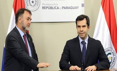 """HOY / Ministro de Hacienda: """"Se destrabó la crisis de los reales"""""""