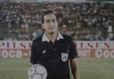 HOY / Fallece el ex árbitro Bonifacio Núñez