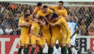 Australia 'feliz' con la invitación a la Copa América