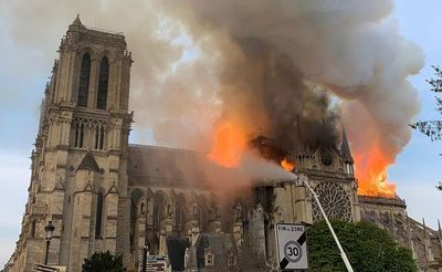 Notre Dame: solo donaron 80 de los 850 millones de euros prometidos para reconstruirla