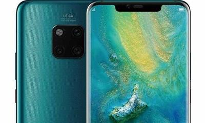 Aparece publicidad en pantallas de Huawei