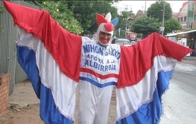 """""""Si Paraguay gana nadie se acuerda de mí"""", lamenta el Pájaro Campana"""