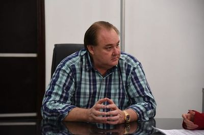 Gobernador de Alto Paraná ratifica que está fuera de Colorado Añetete