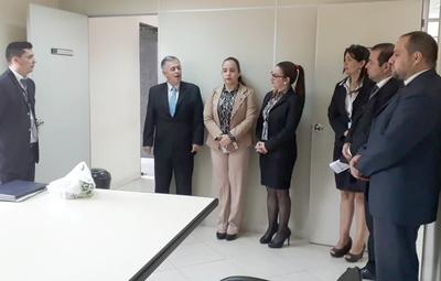 Mediación móvil en Juzgado de Paz de San Juan