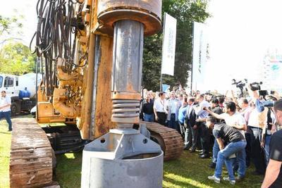 Presidente dio inicio a construcción de multiviaducto de agilizará tránsito en CDE