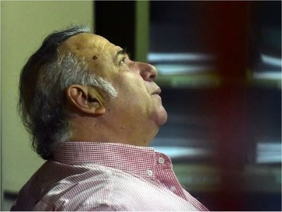 Rechazan recusación de González Daher contra juez