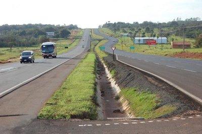 Tape Porã habilitó la duplicación de la Ruta 7