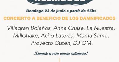 TODOS POR ÑEEMBUCÚ: El concierto solidario del año