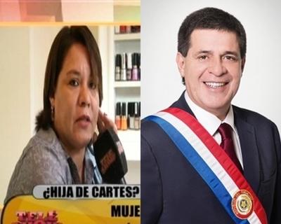 """Demandarán por """"filiación"""" a Horacio Cartes"""