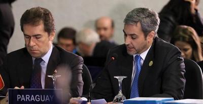 Mandatario celebra decisión del CONARE del Brasil que revocó refugio de Arrom y Martí
