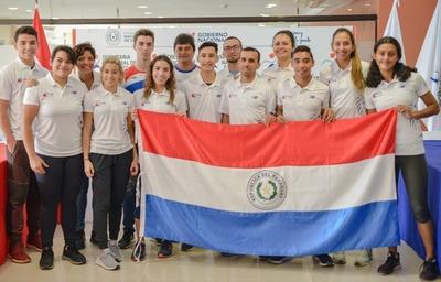 Paraguay listo para el Sudamericano U20 de Atletismo en Colombia