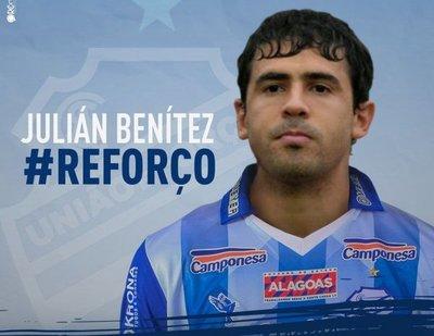 Bienvenida a Julián Benítez