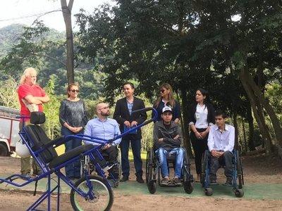 Inauguran espacios turísticos inclusivos