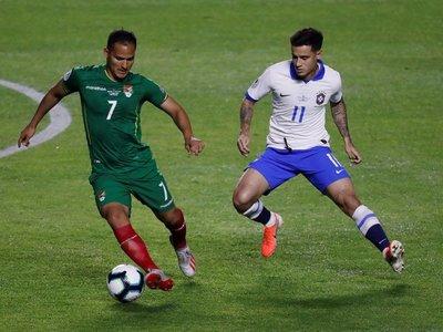 Reviví el paso a paso de Brasil 3-0 Bolivia