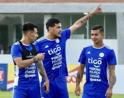 Los paraguayos son muy respetados por los hinchas brasileños